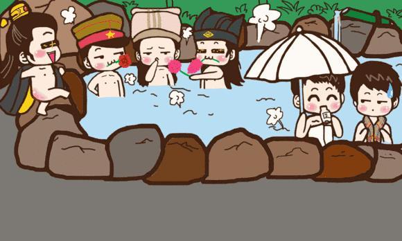 """寒冬来临!安阳周边这7个""""约泡""""胜地火了!再也不怕大冷天没地儿去!"""