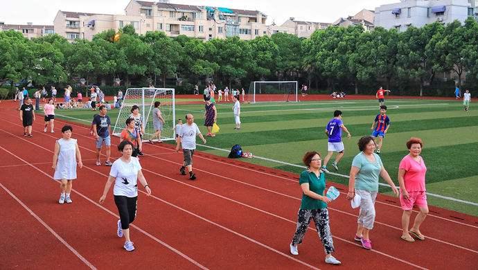 """""""15分钟健身圈""""、公共体育设施免费开放……未来安阳将这样发展体育事业!"""