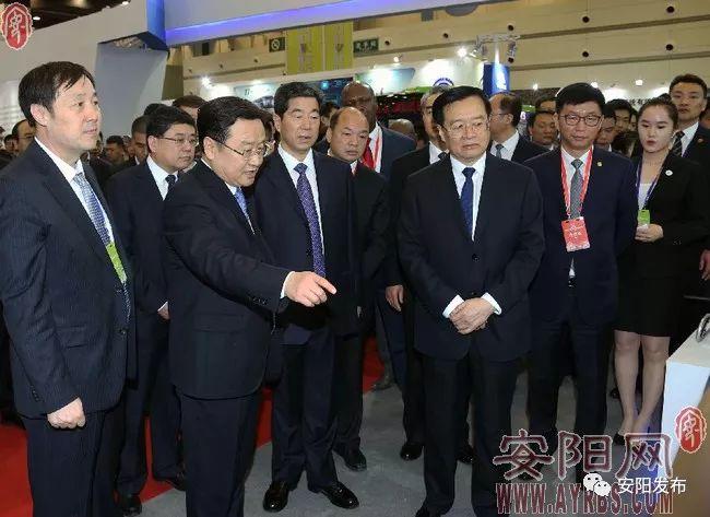 刚刚,安阳市签约项目19个,投资总额335亿元!